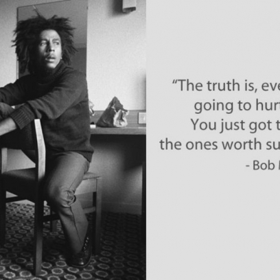 Bob Marley Quotes About Friendship Stunning Bob Marley Quote On Friendship Love & Suffering