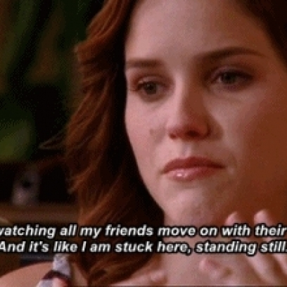 Movie Love Quotes: One Tree Hill Quotes Moving On