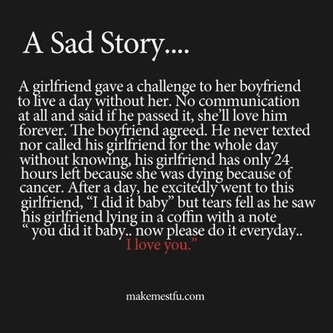 Sad Quotes About Old Love : Sad Love Story On Helping a Loved One Move On