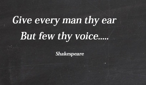 lessons in friendship from shakespeares hamlet Browse famous william shakespeare women quotes on searchquotescom.
