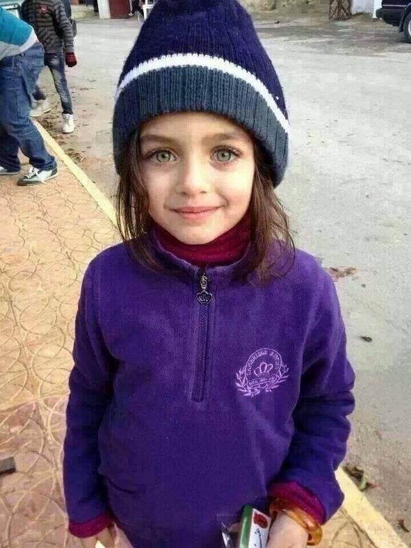 syria girls