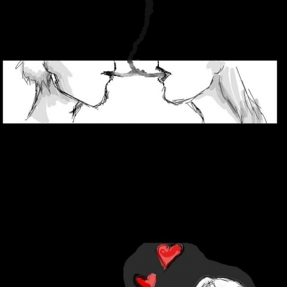Happy Valentines Day From Forever Alone Girl Meme Comic_408x408 happy valentines day from forever alone girl meme comic
