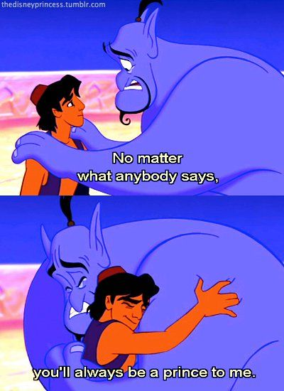 Aladdin Movie Genie Quotes. QuotesGram